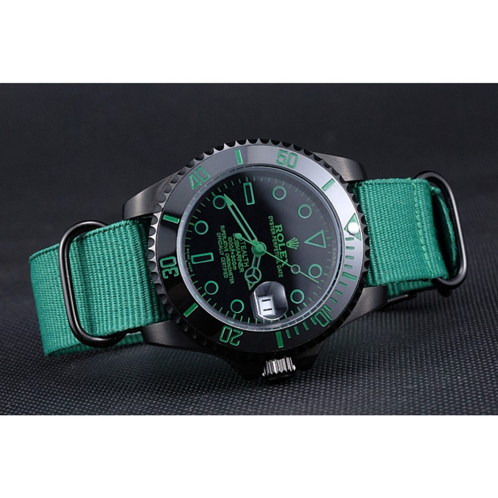 Rolex Stealth Submariner replica watch